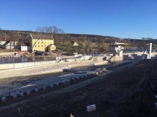 Vltavská vodní cesta dokončena!