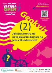 Bav se jako kapitán na festivalu Vltava Open 2017