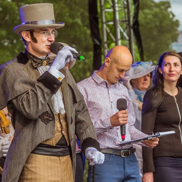 Bav se jako kapitán na festivalu Vltava Open 2018