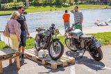 Vltava Open 2016. GO Bespoke Motorcykles.