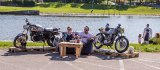 Vltava Open 2016. GO Bespoke Motorcycles.