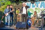 Vltava Open 2016. Koncert kapely Pub Animals.